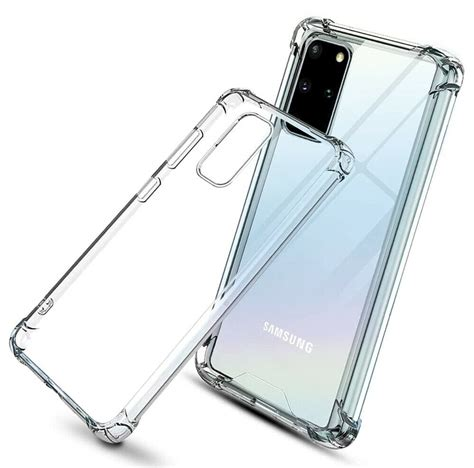 For Samsung Galaxy Note 20 Ultra 5G Case Clear Shockproof
