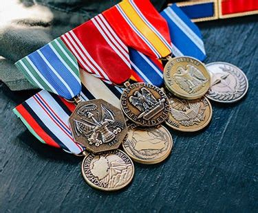 Military Service Awards & Apparel | Medals of America