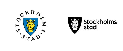 Brand New: New Logo and Identity for the City of Stockholm