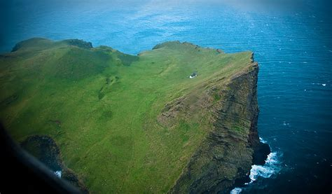 This Tiny House On A Remote Icelandic Island Is All Alone