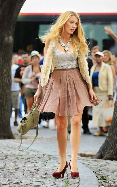 Silk and Spice: Get The Look: Gossip Girl Style - Serena