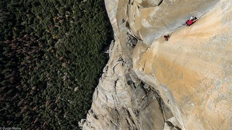Pete Whittaker rope solos El Cap's Freerider all free in a