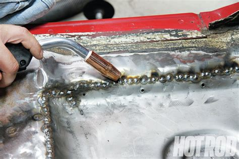Replacing A Rusty Floorpan On A 1967 Impala - Hot Rod Network