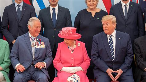 Trump attends D-Day ceremony in UK on third day of state visit