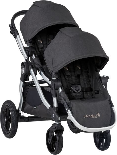 Baby Jogger 2019 / 2020 City Select Double Stroller - Jet