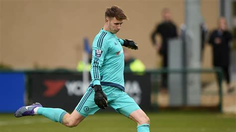 Chelsea Academy goalkeeper to spend the season in League