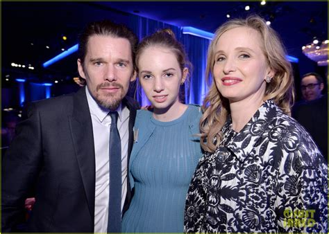Ethan Hawke to Star in Movie with Daughter Maya for First