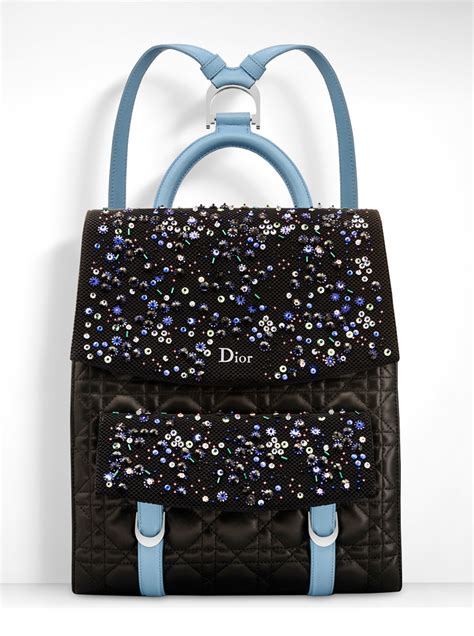 Dior Adds New Blossom Tote, Backpacks to Pre-Fall 2016 Bag