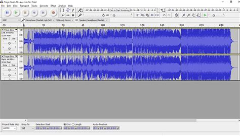 How To Remove Vocals From A Song In Audacity - Tech Ugly
