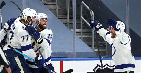 Stanley Cup Playoffs wrap up: Lightning punch their ticket