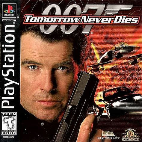007: Tomorrow Never Dies OST (PlayStation) - Track 12/16