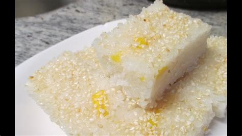 Coconut Sticky Rice~ទ្រាបបាយ - YouTube