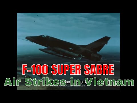 F-100 Versus MiG-17: The Air Battle Nobody Told You About