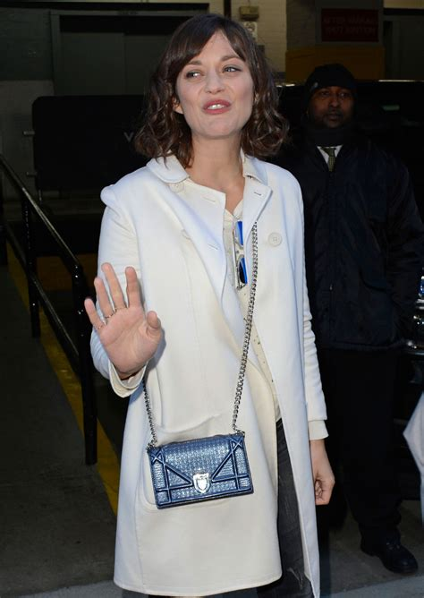 Marion Cotillard's Brand New Dior Bag Leads This Group of