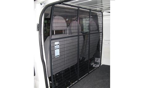 Barriers - Van Fitouts - Products - Tip Top Equipment