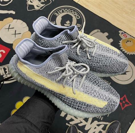 adidas Yeezy Boost 350 v2 Ash Blue Release Info