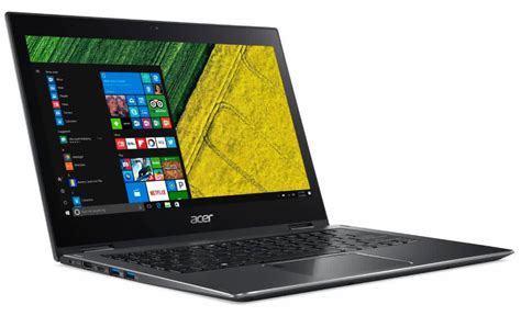 Acer Spin 5 SP513-52N Reviews