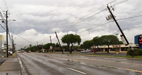 South Texas Heavy Rain, Flooding, and Severe Weather Event