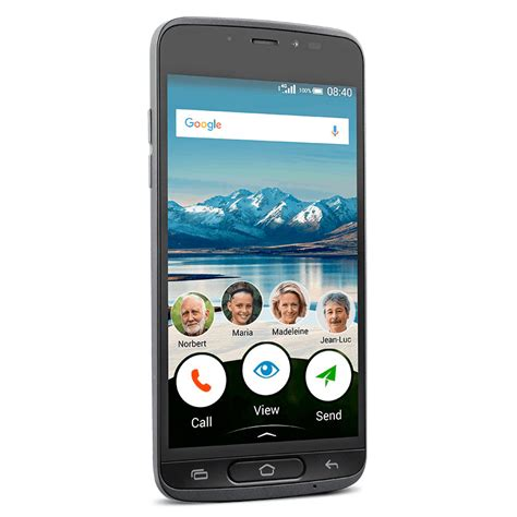 Easy to use Smartphone For Elderly - Free Delivery Next
