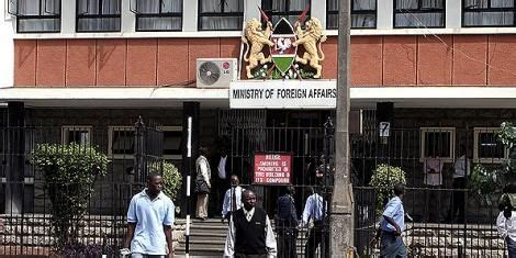 Kenyan Embassy Attaché 'Disappeared' with Sh38 Million